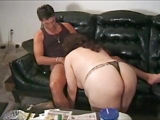Saggy Tits Elaine Everette chubby granny