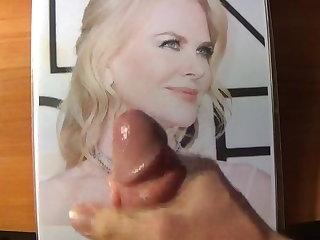 Nicole Kidman makes me cum again Nicole Kidman