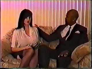 Titty Fucking Sofias black boss