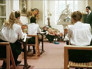 Brigitte Lahaie - Les Petites Ecolieres Brigitte Lahaie