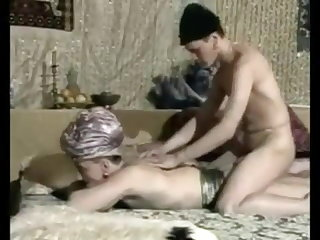 The Cock Sucking Sultan and His Twink Harem