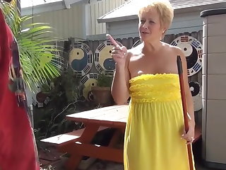Backyard Granny