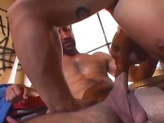 Rimjob Huge Big cock fucker