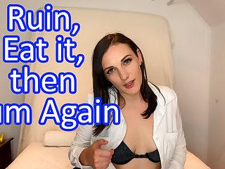 Canadian Ruin Your Orgasm, Eat It, Then Cum Again