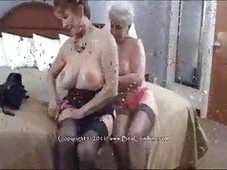 Cougars Lesbian Grannies