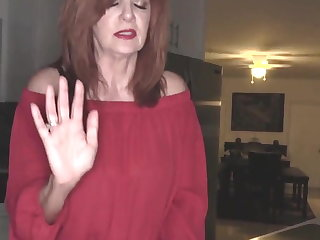 Canadian mature milf wants to fuck big dick son