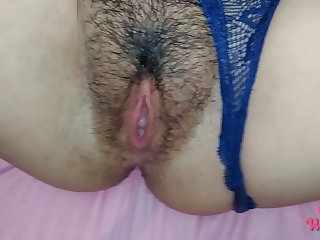 Latin Desi Indian Neighbor's Daughter Lets Me Fuck Her Hairy Pussy