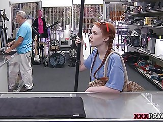 Redheads Up ass creek without a paddle - XXX Pawn